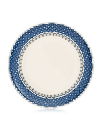 Villeroy & Boch Casale Blu Dinner Plate-BLUE/WHITE-One Size