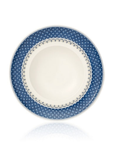 Villeroy & Boch Casale Porcelain Soup Bowl-BLUE-One Size