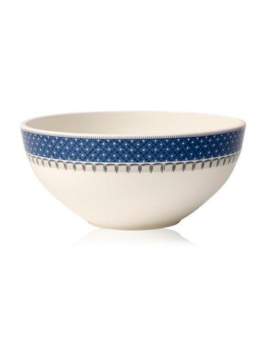 Villeroy & Boch Casale Blu Round Vegetable Bowl-BLUE/WHITE-One Size