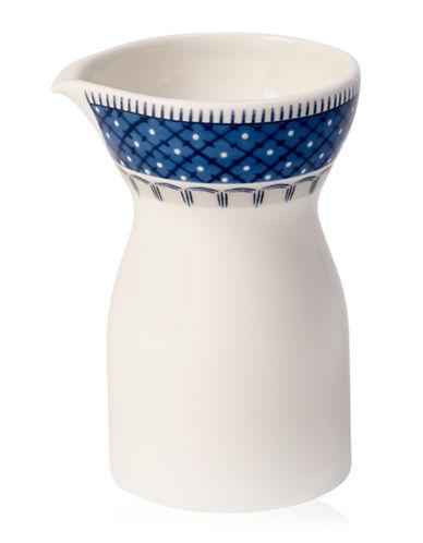 Villeroy & Boch Casale Blu Porcelain Creamer-BLUE/WHITE-One Size