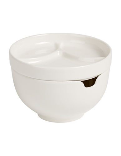 Villeroy & Boch Soup Passion Asia Bowl and Lid-WHITE-5 Inches