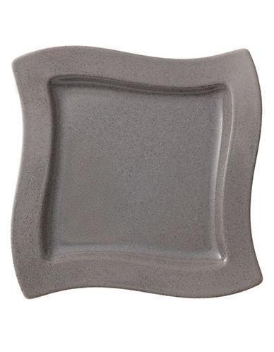 Villeroy & Boch New Wave Stone Porcelain Dinner Plate-GREY-One Size