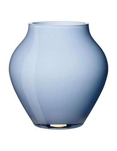 Villeroy & Boch Oronda Mini Crystal Vase-MELLOW BLUE-One Size
