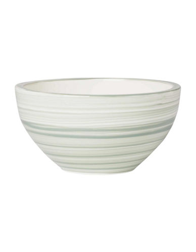 Villeroy & Boch Artesano Nature Swirl Porcelain Rice Bowl-GREEN-One Size