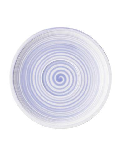 Villeroy & Boch Artesano Nature Swirl Porcelain Tea Saucer-BLUE-6.25