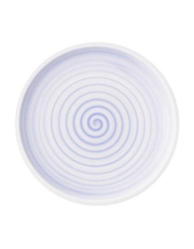 Villeroy & Boch Artesano Nature Swirl Porcelain Salad Plate-BLUE-8.5 Inches