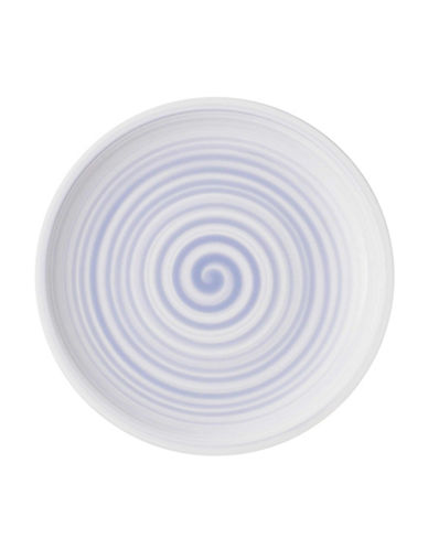 Villeroy & Boch Artesano Nature Swirl Porcelain Bread and Butter Plate-BLUE-6.25