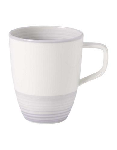 Villeroy & Boch Artesano Nature Swirl Porcelain Mug-BLUE-One Size