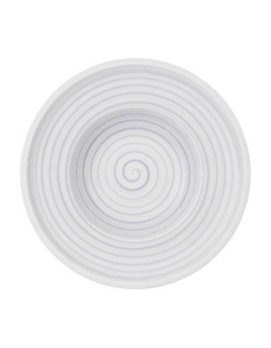 Villeroy & Boch Artesano Nature Swirl Porcelain Rim Soup Bowl-BLUE-One Size