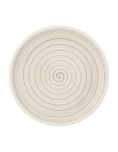 Villeroy & Boch Artesano Nature Swirl Porcelain Dinner Plate-BEIGE-10.5in