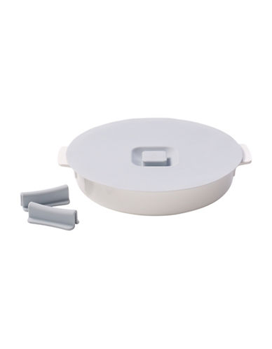 Villeroy & Boch Clever Cooking Porcelain Large Baking Dish-WHITE-One Size