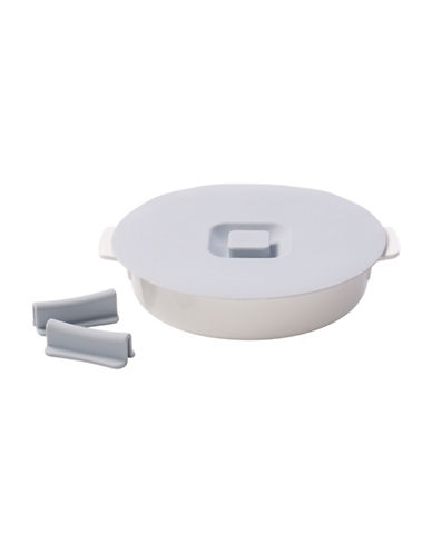 Villeroy & Boch Clever Cooking Porcelain Medium Baking Dish-WHITE-One Size