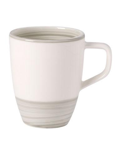 Villeroy & Boch Artesano Nature Swirl Porcelain Espresso Cup-GREEN-One Size