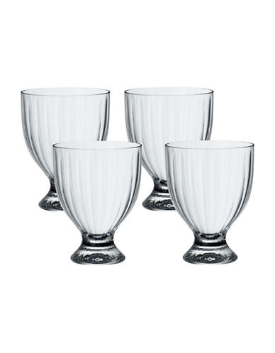 Villeroy & Boch Artesano Four-Piece Wine Glass Set-CLEAR-One Size