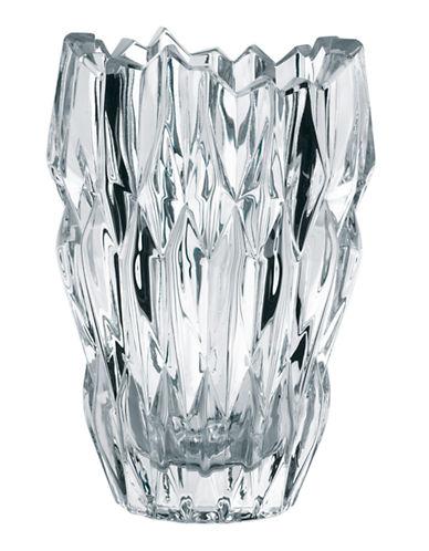 Nachtmann Quartz Vase 16cm-CLEAR-One Size