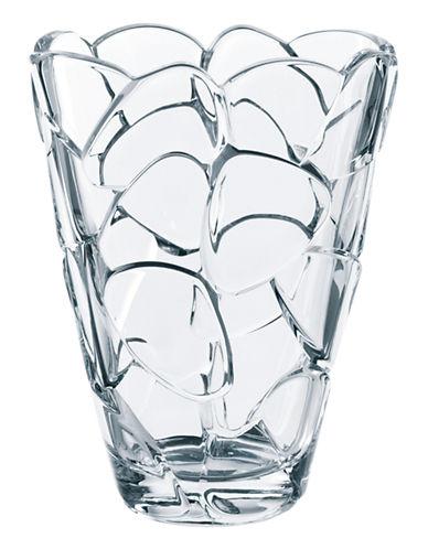 Nachtmann Petals Vase 22cm-CLEAR-One Size