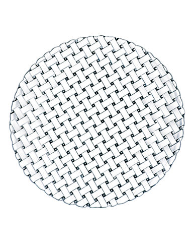 Nachtmann Boss Nova 2 Cake or Cheese Plates-CLEAR-One Size