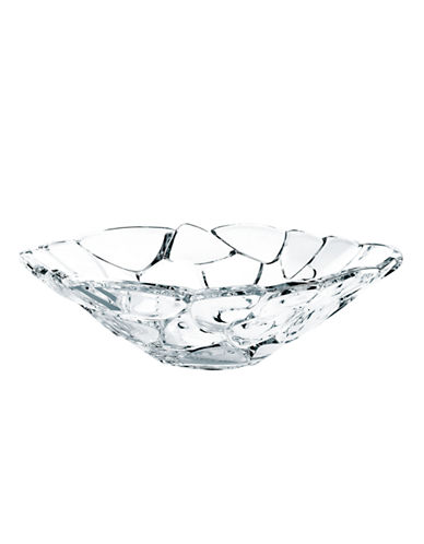 Nachtmann Petals Bowl 34cm-CLEAR-One Size