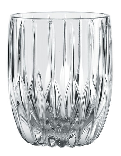Nachtmann Prestige 4 Whiskey Glasses-CLEAR-One Size