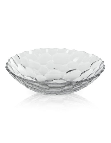Nachtmann Sphere 2 Bowls 25cm-CLEAR-One Size