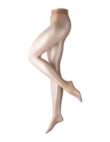 Falke Glossy Tights-BEIGE-Large