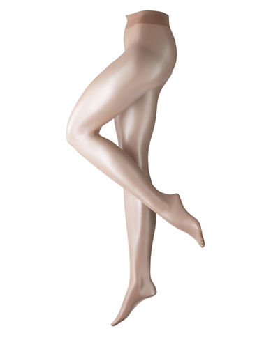 Falke Glossy Tights-BEIGE-Large/X-Large
