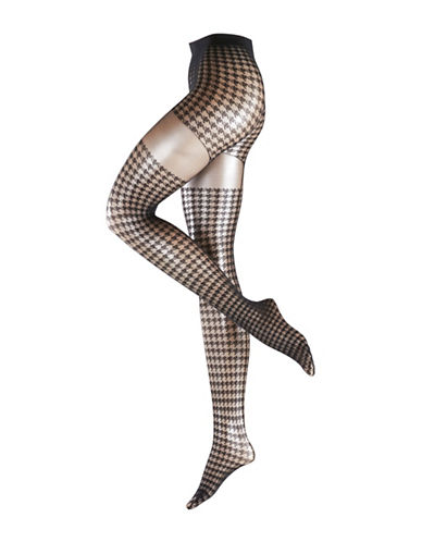 Falke Retro Tights-BLACK-Medium