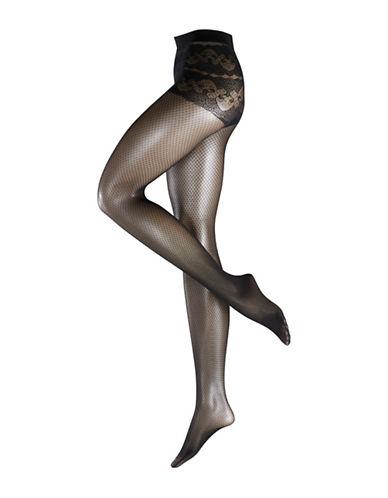 Falke Chiselled Tights-BLACK-Medium 88706063_BLACK_Medium