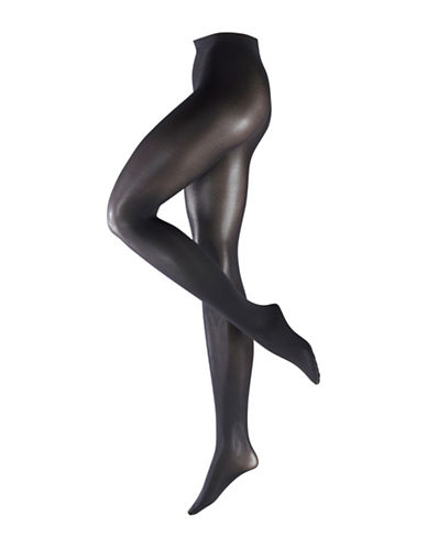 Falke Pure Shine 40 Tights-BLACK-Medium