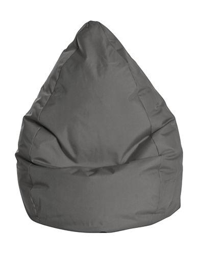 Sitting Point Bean Bag Brava-GREY-One Size