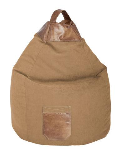 Sitting Point Bean Bag Jamie-BEIGE-One Size
