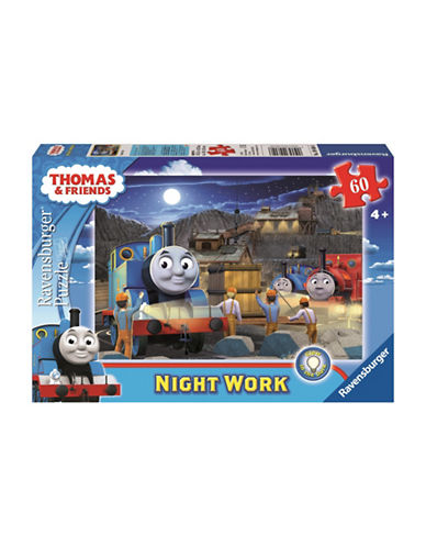 Ravensburger Thomas and Friends Night Work Puzzle-MULTI-One Size