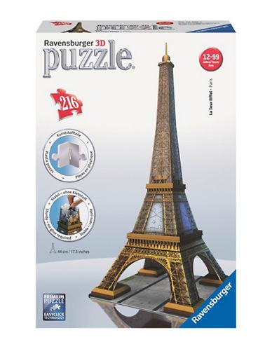 Ravensburger Eiffel Tower 3D Puzzle-MULTI-One Size