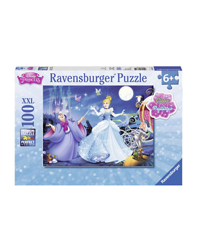 Ravensburger Adorable Cinderella Puzzle-MULTI-One Size