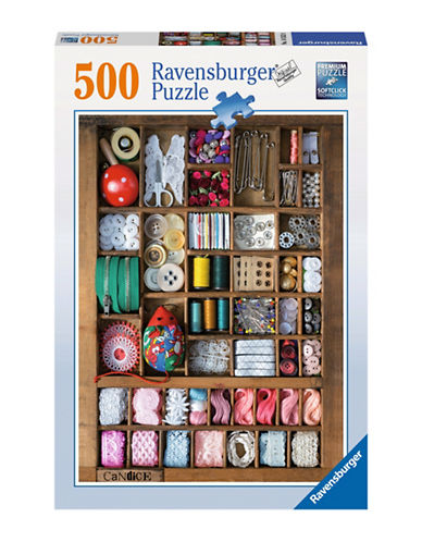 Ravensburger Sewing Box Puzzle-MULTI-One Size