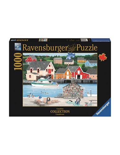 Ravensburger Canada Fishermans Cove-MULTI-COLOURED-One Size