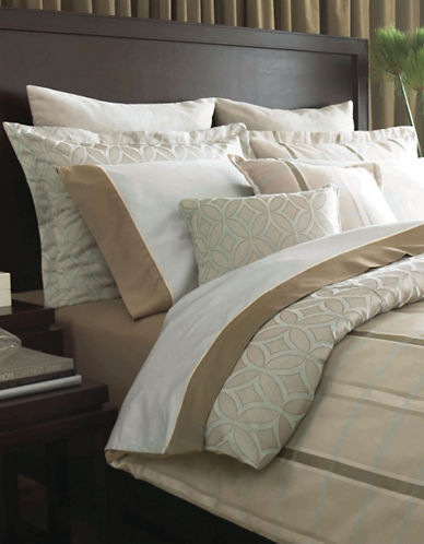 Glucksteinhome Lauren Bed Pillow 18in x 18in-MULTI-18