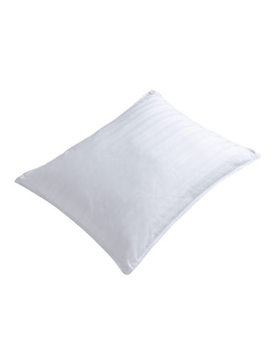 Distinctly Home Gel Fibre Medium Support Pillow-WHITE-Standard