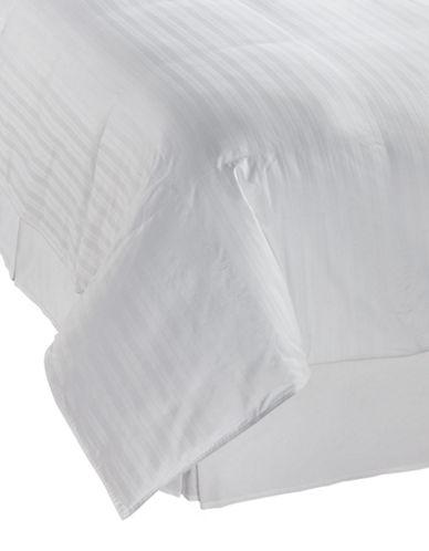 Distinctly Home Gel Fibre Medium Weight Duvet-WHITE-Queen
