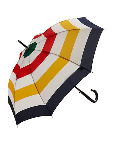 HudsonS Bay Company Walking Stick Umbrella-MULTISTRIPE-One Size