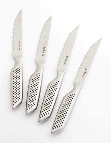 Advancia 4 Piece Steak Knives silver One Size