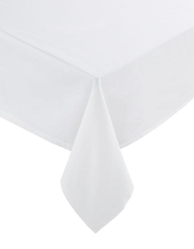 Glucksteinhome Catering Table Cloth-WHITE-One Size