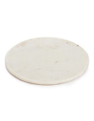 Distinctly Home Marble Cheese Board-WHITE-One Size