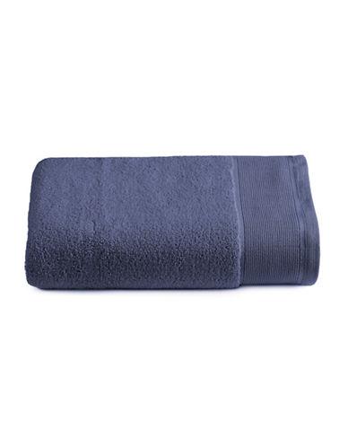 Glucksteinhome Microcotton Bath Towel-INDIGO-Bath Towel