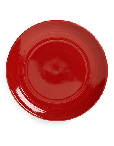 Distinctly Home Rio Stoneware Salad Plate-RED-One Size