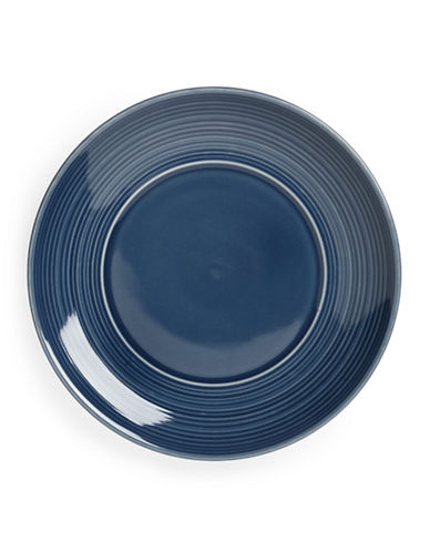 Distinctly Home Rio Stoneware Salad Plate-BLUE-One Size