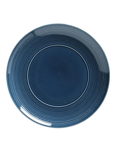 Distinctly Home Rio Stoneware Dinner Plate-BLUE-One Size