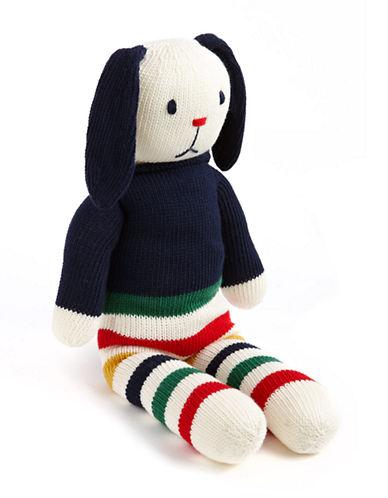 HudsonS Bay Company Knit Rabbit-MULTISTRIPE-One Size
