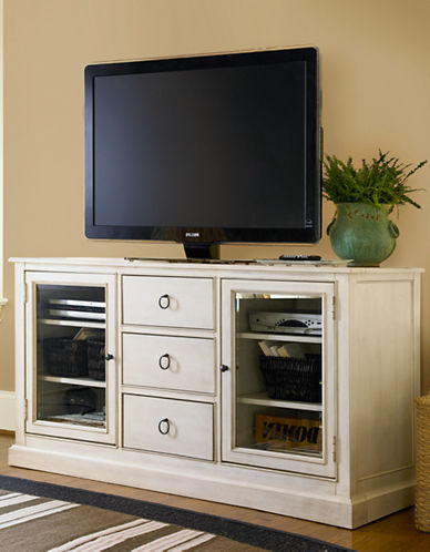 Universal Summer Hill Entertainment Console-GREY-One Size