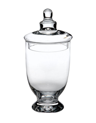 Distinctly Home Vertical Glass Jar-CLEAR-One Size 85628631_CLEAR_One Size